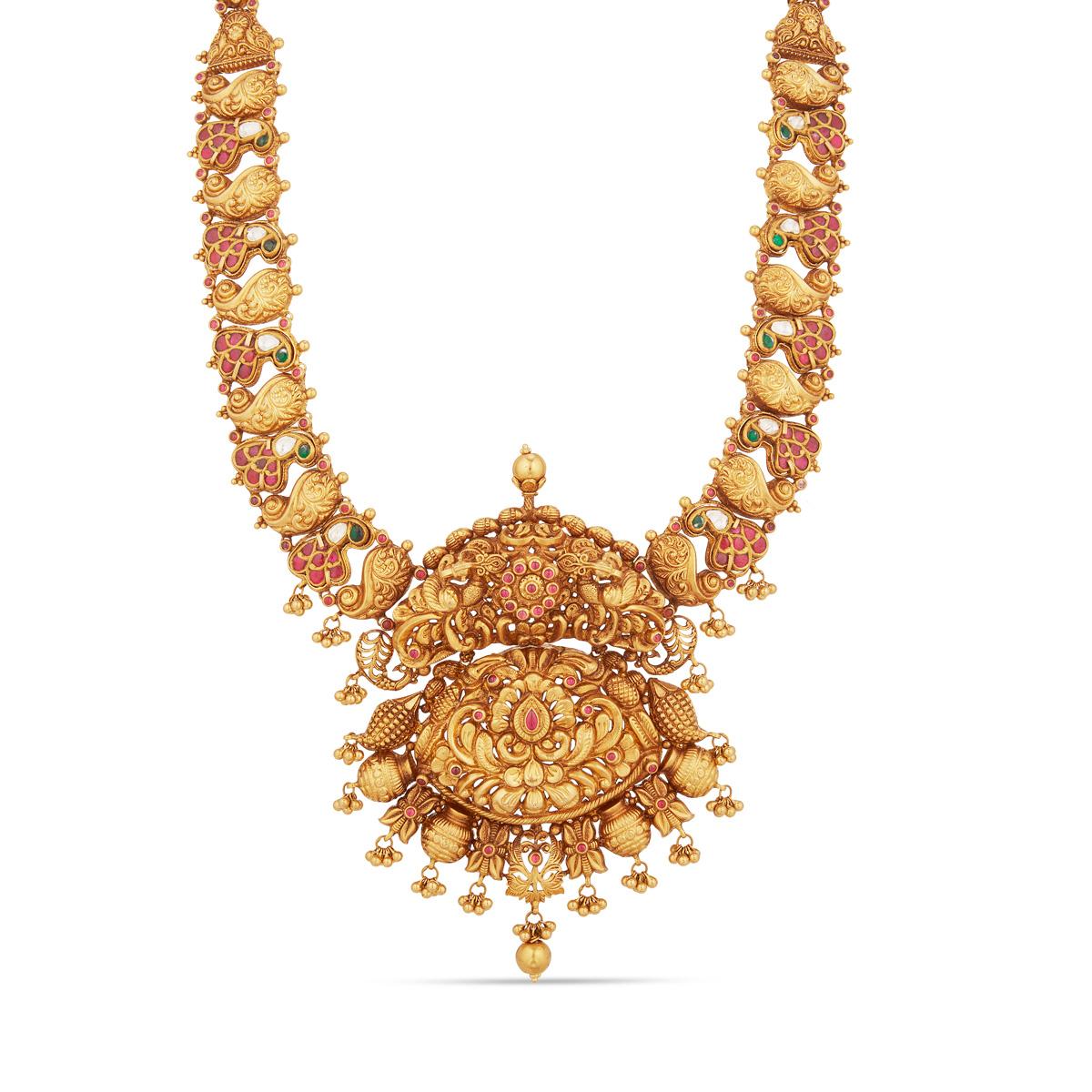 The Anais Long Necklace