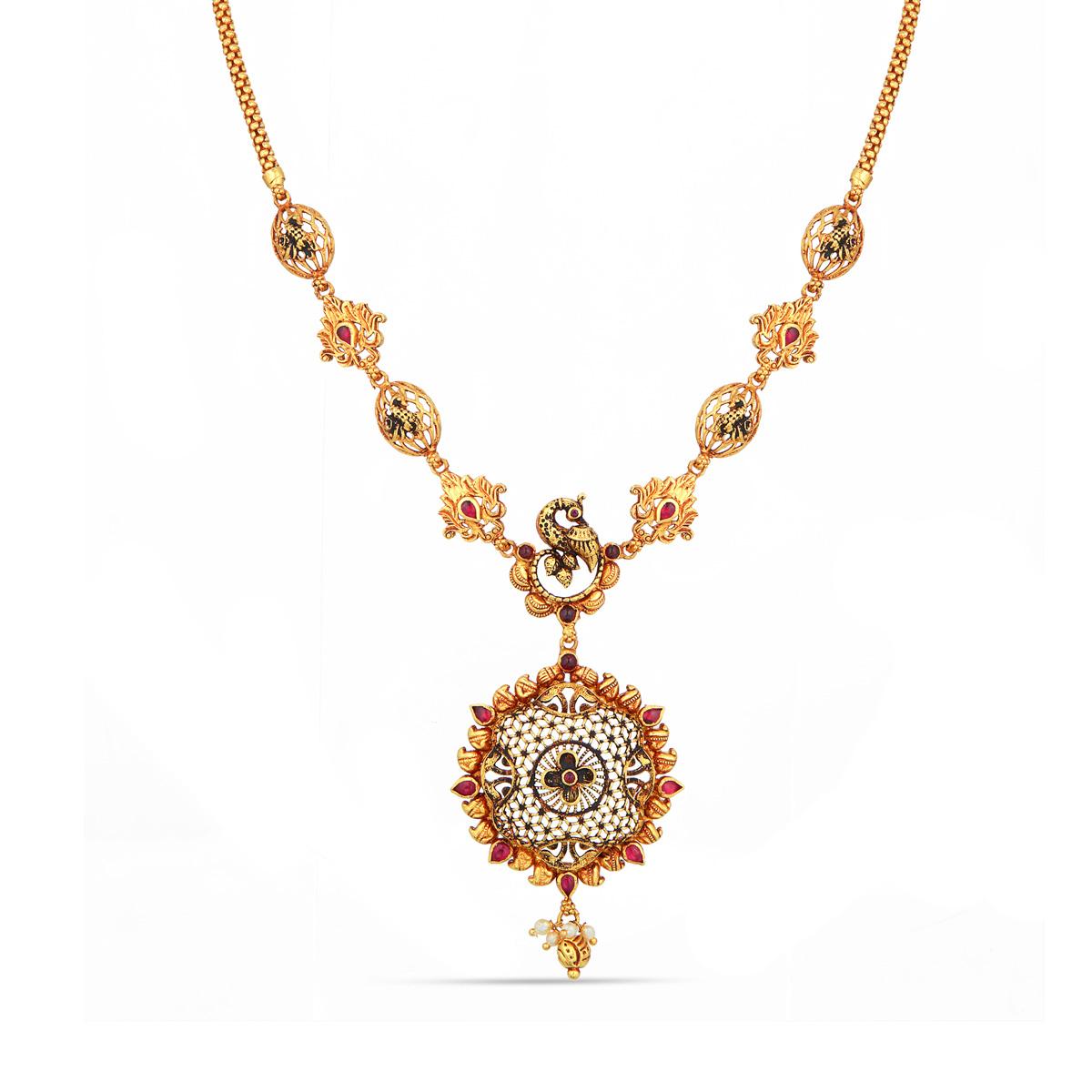 Mesmerizing necklace