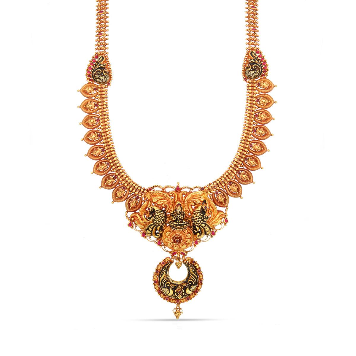 Nagaas Kantayai Necklace