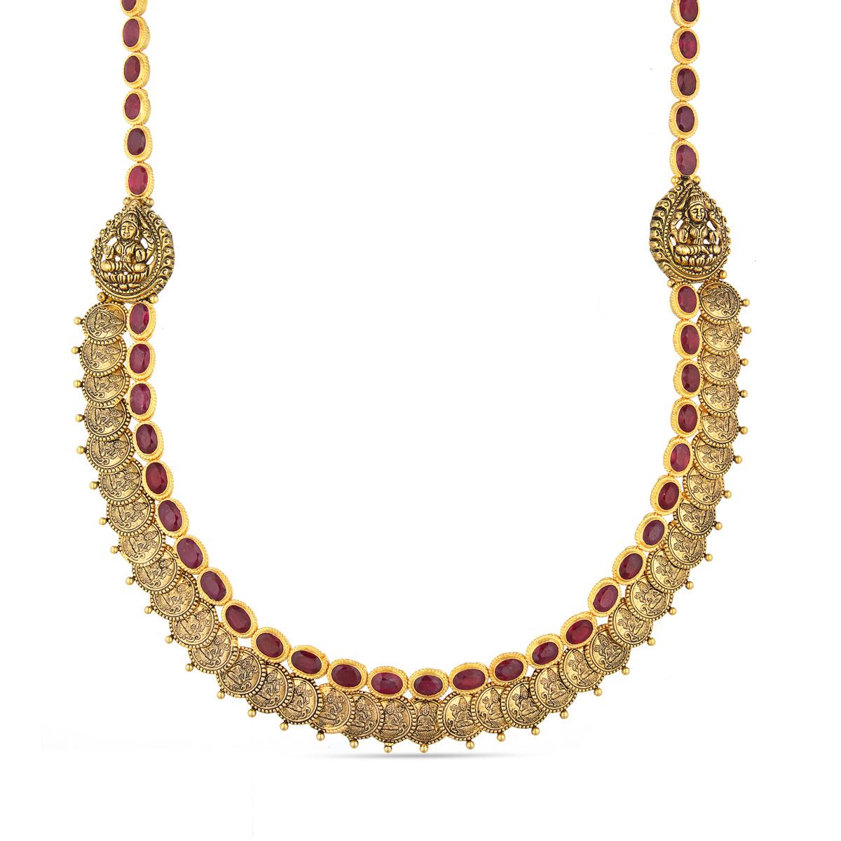 Gorgeous Short Necklace