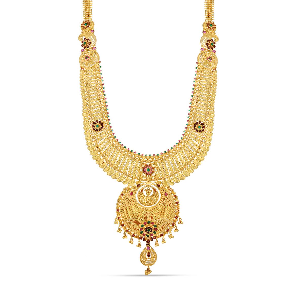 Akira Long  Necklace