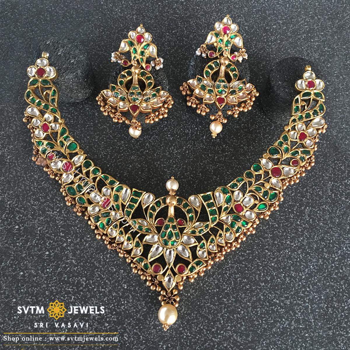 Bertina Necklace Set