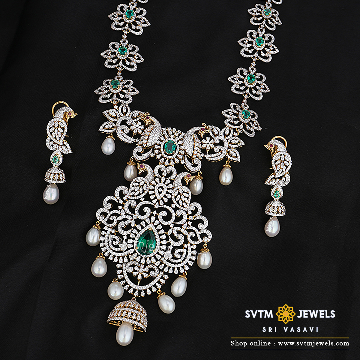 Heena Necklace Set