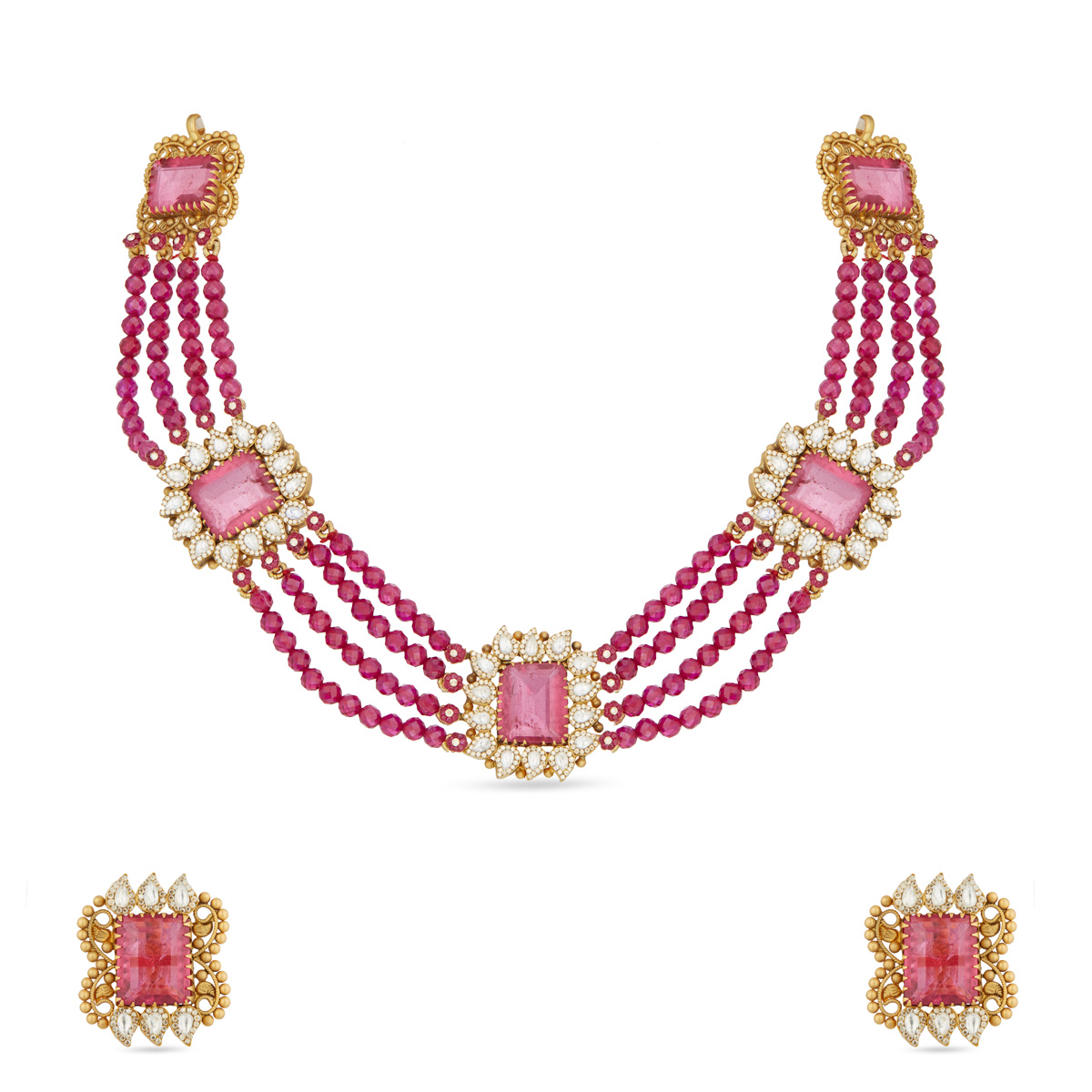 Cassia Necklace Set