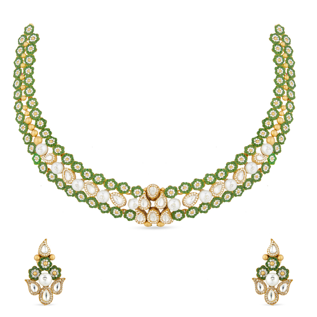 Valencia Necklace Set