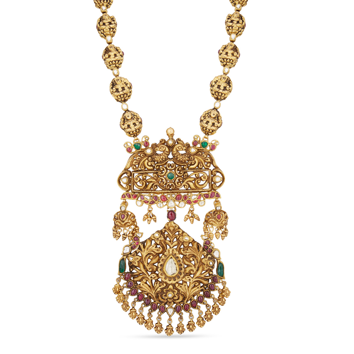 Sumangalaa Long Necklace