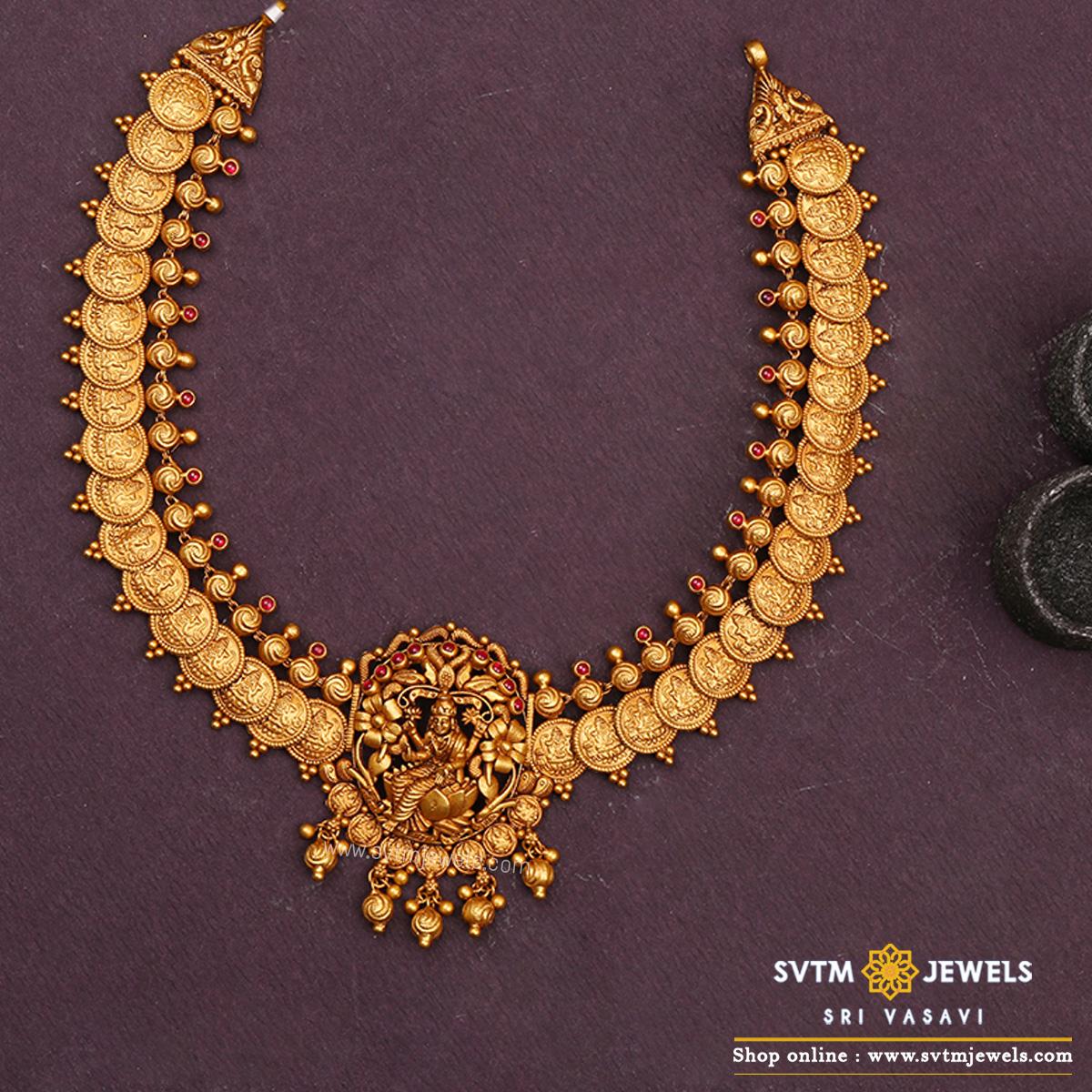 Kirshi Lakshmi Short Necklace
