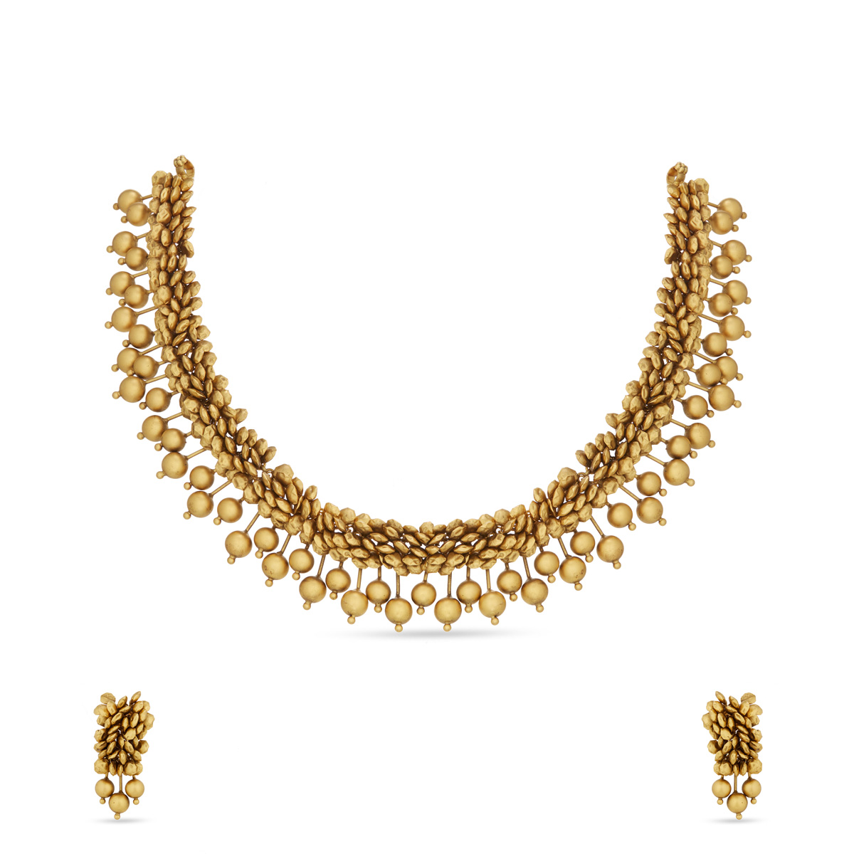 Isha Elegant  Necklace Set