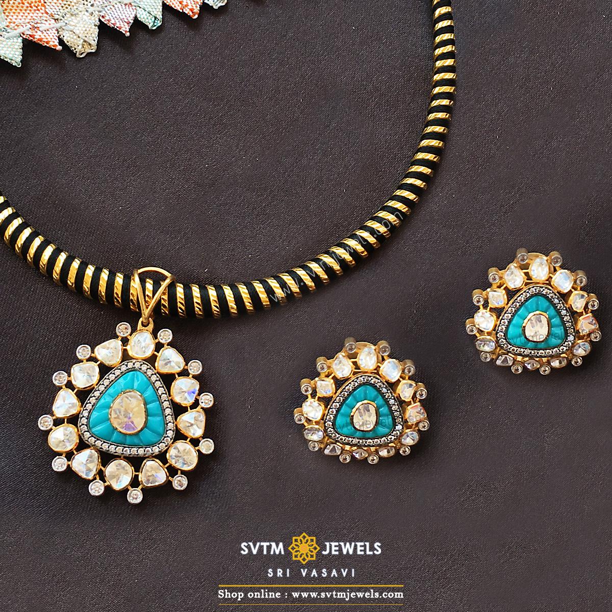 Anzia Necklace Set