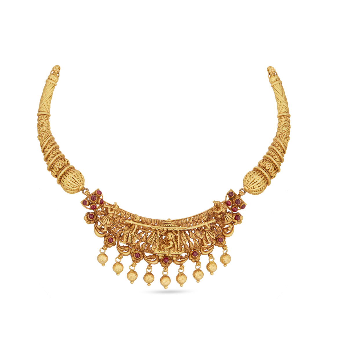 Bellissimo short necklace