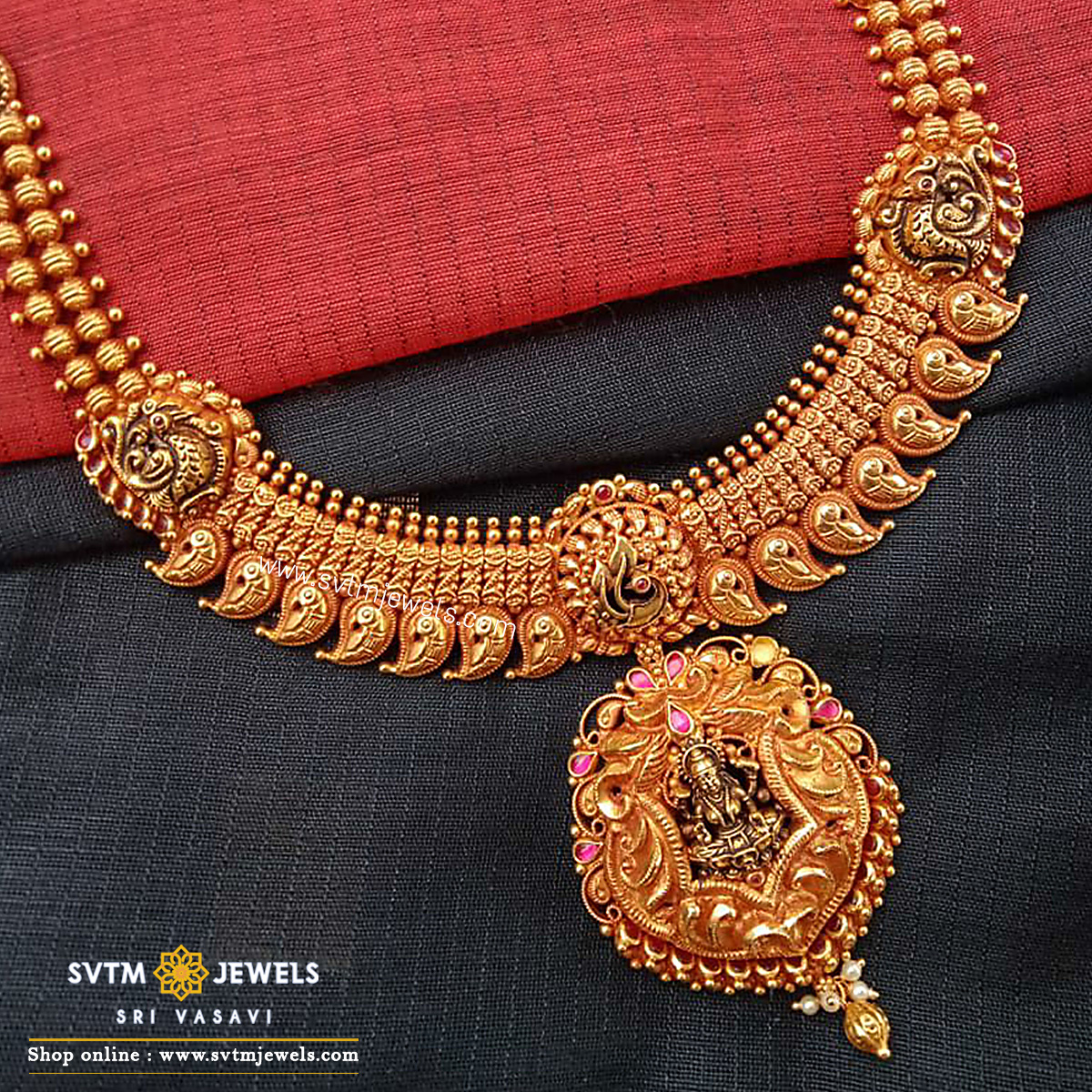 Amrita Flaunt Necklace