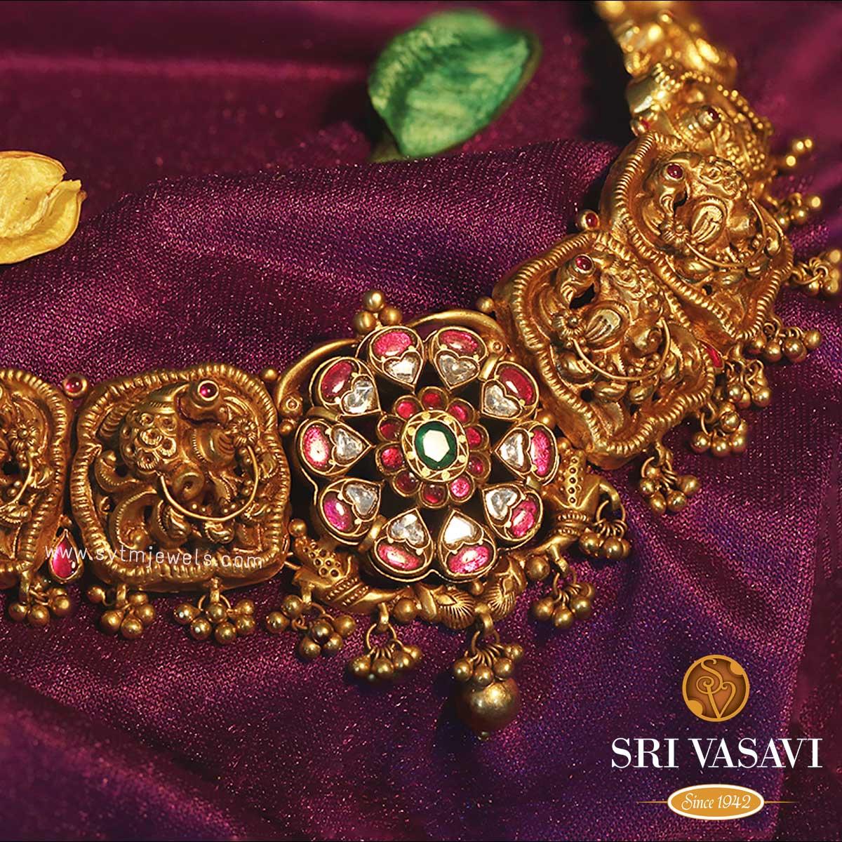 Prance Necklace