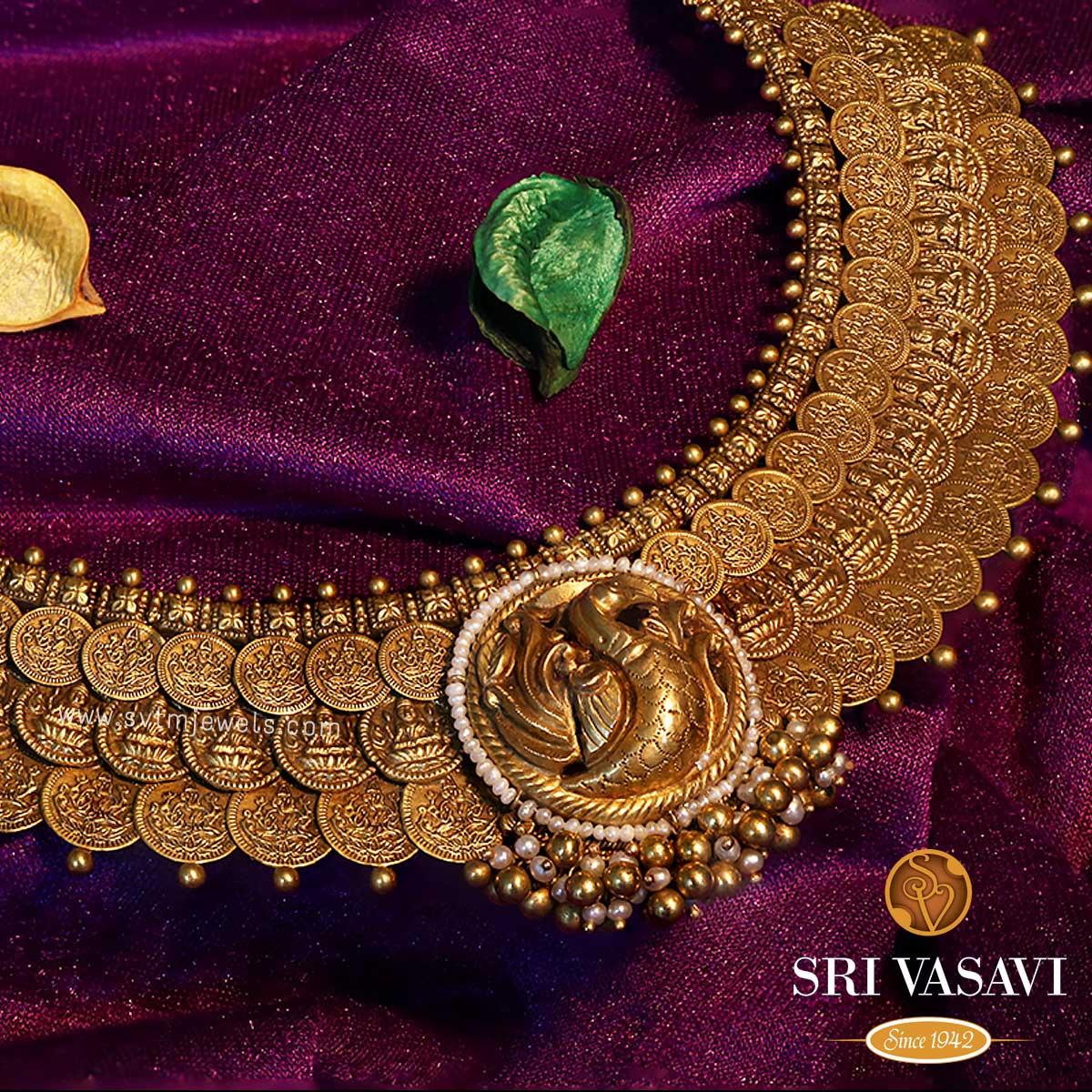 Ritzy Sashay Necklace
