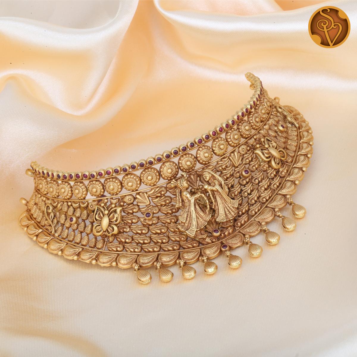 Anisha Wedding Choker