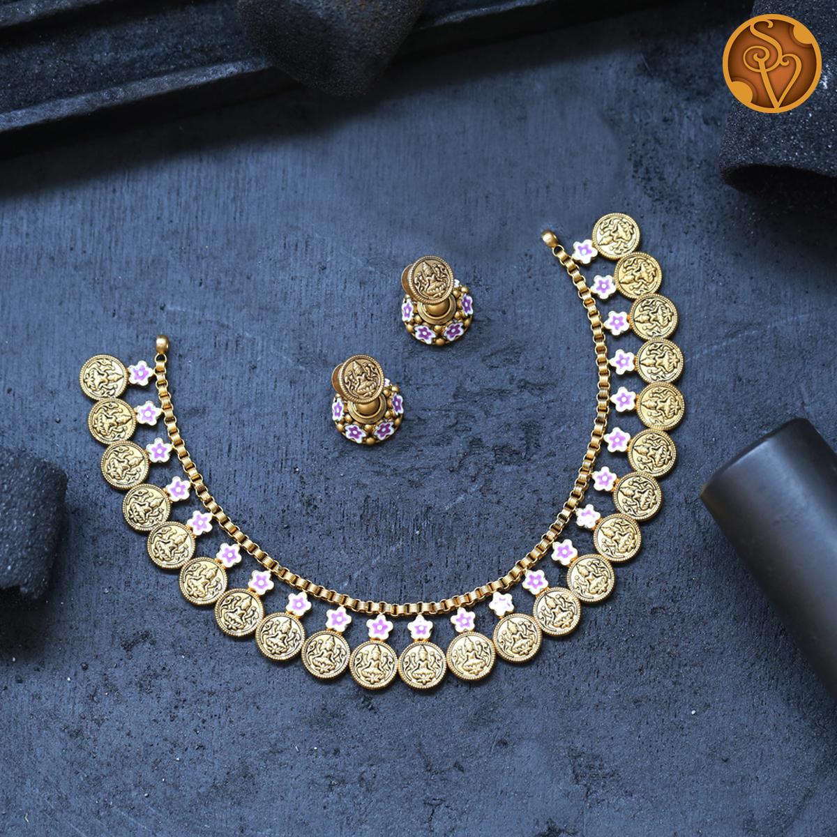 Dhaarana Necklace Set