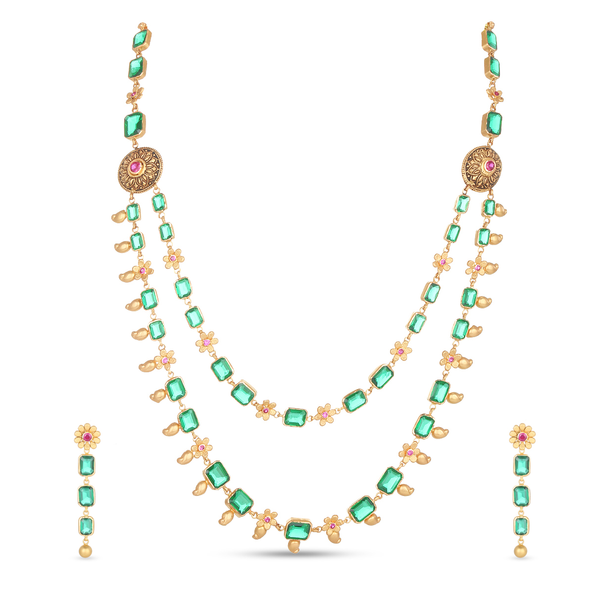 The Manomy Necklace Set
