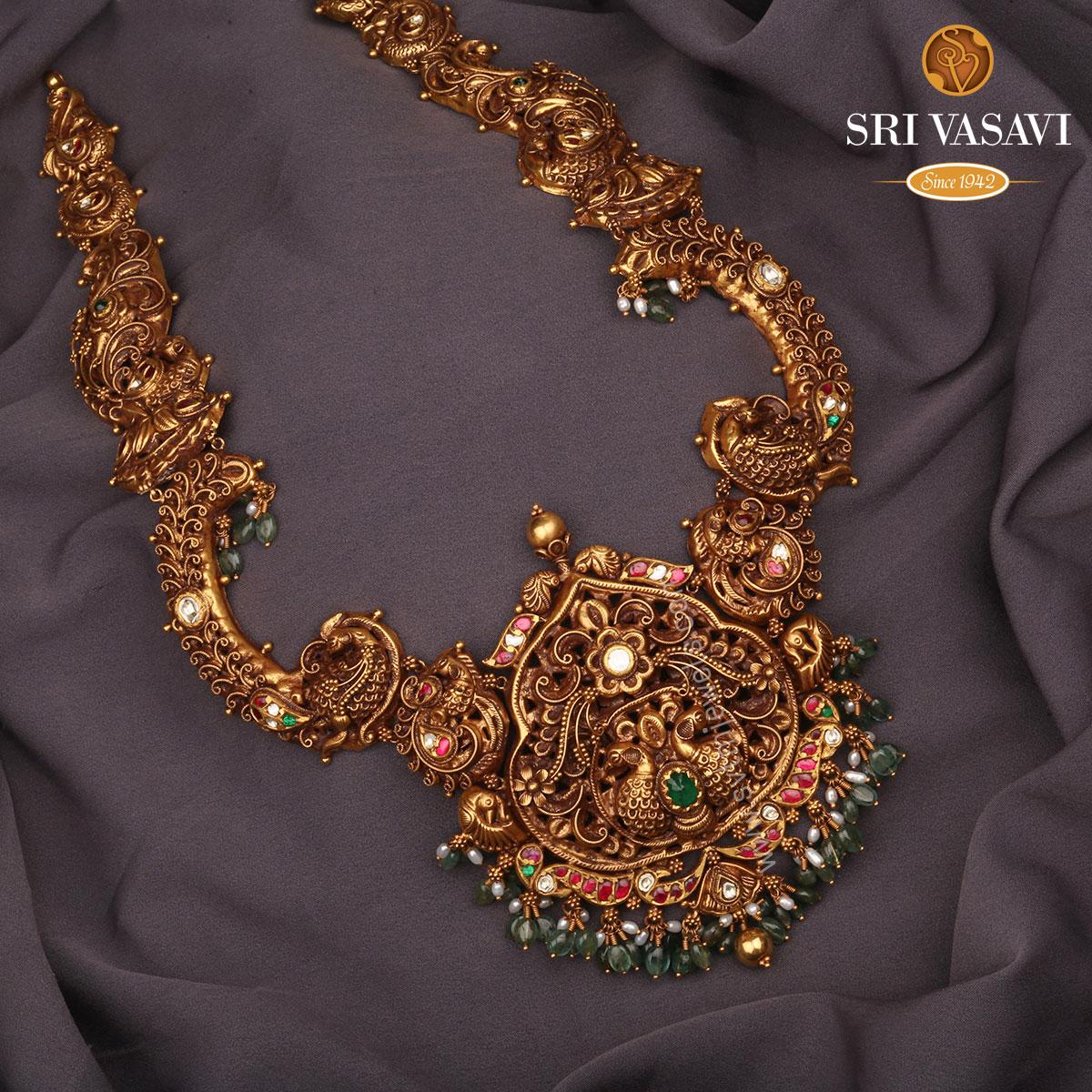 Vibuth Antique Necklace
