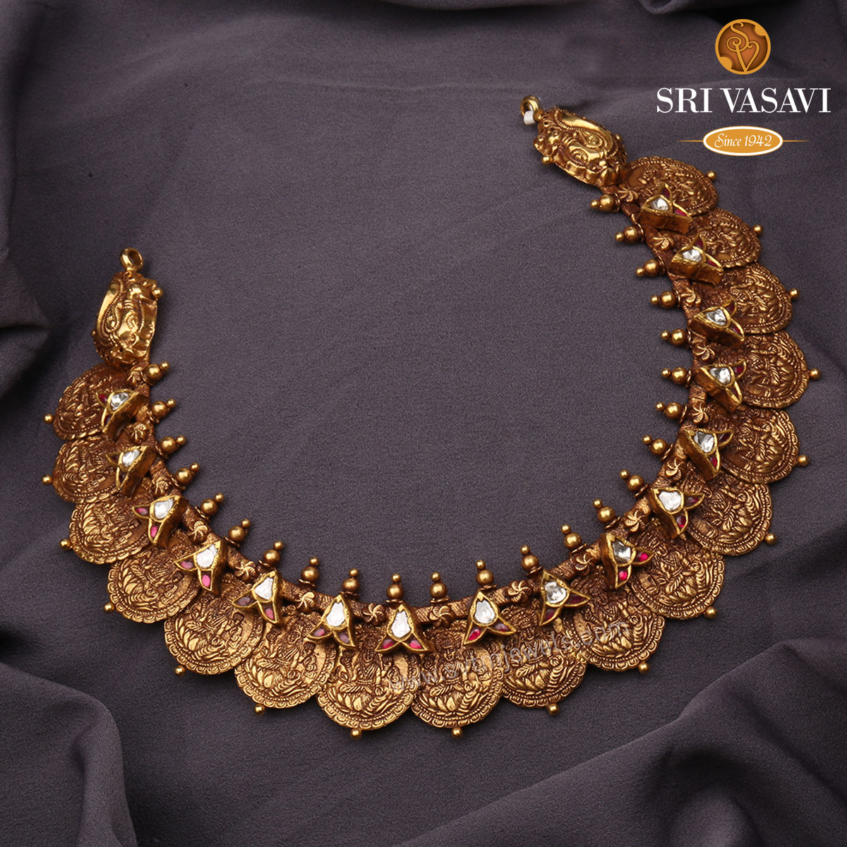 Buddhi Antique Necklace