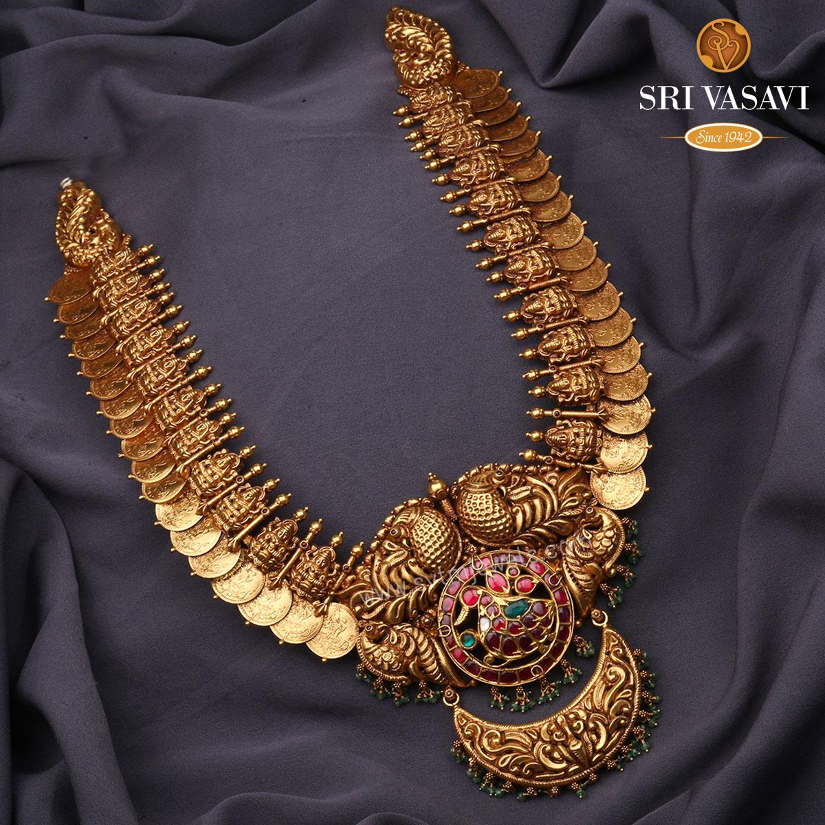 Kamala Antique Necklace