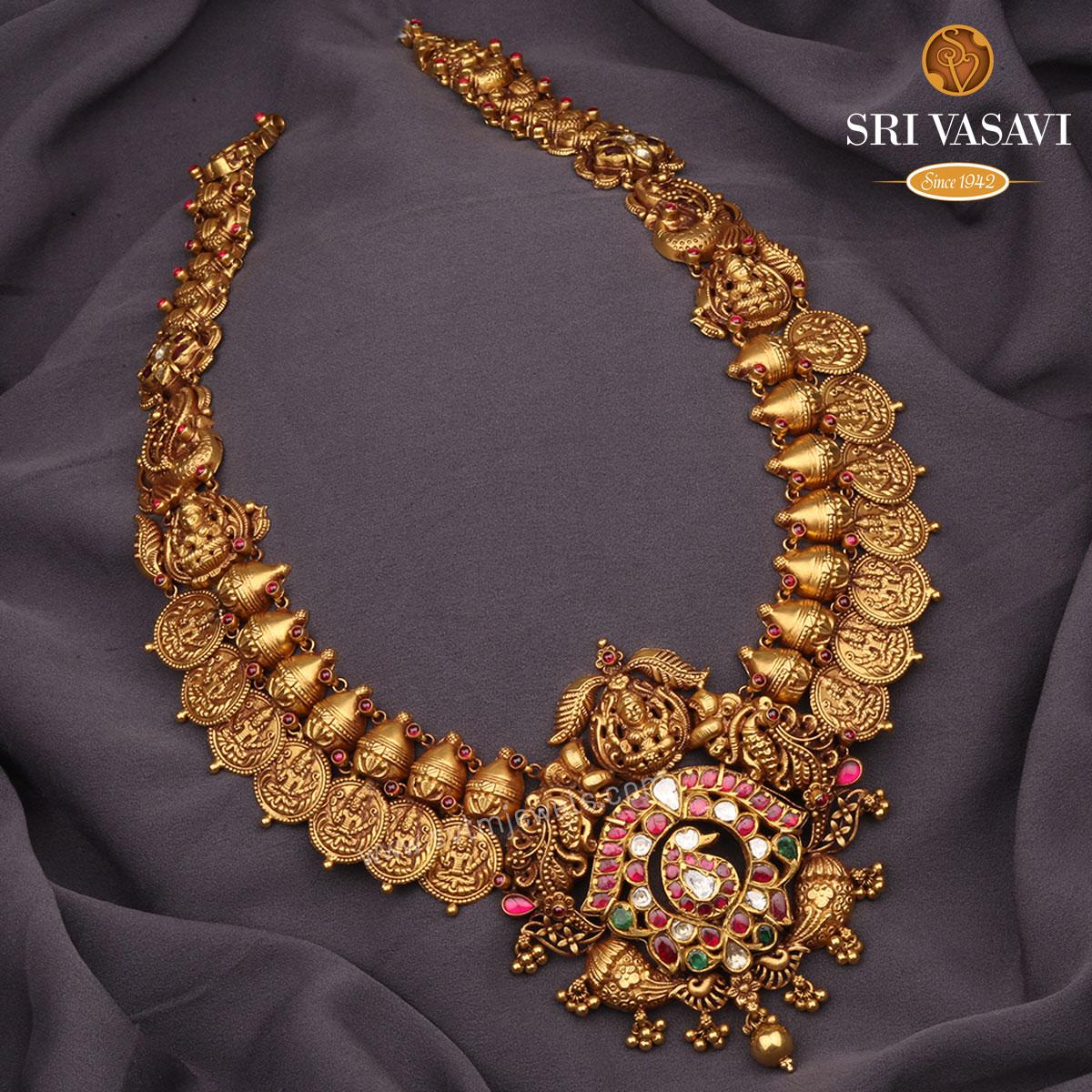 Shraddha Long Necklace