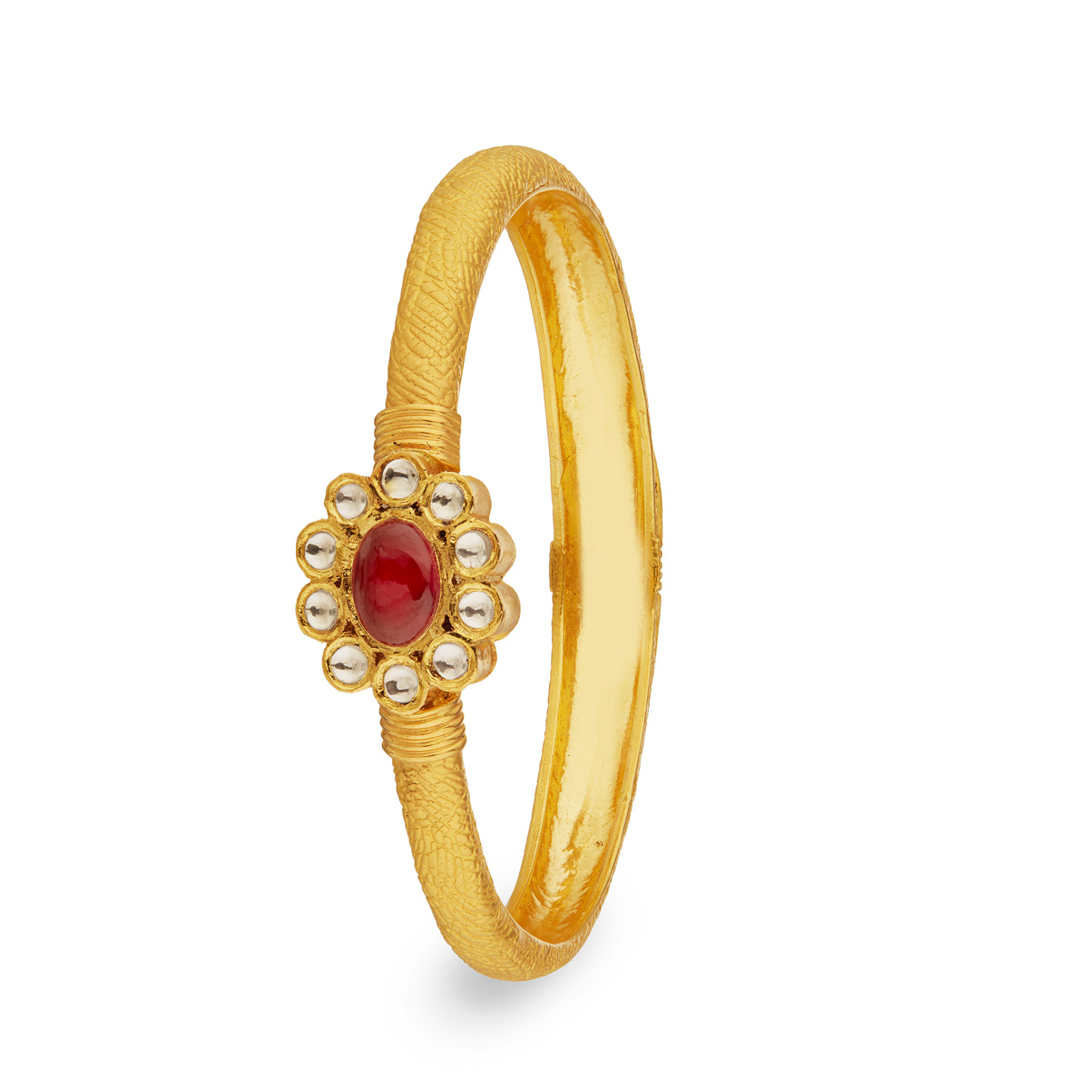 Charming Floral Bracelet