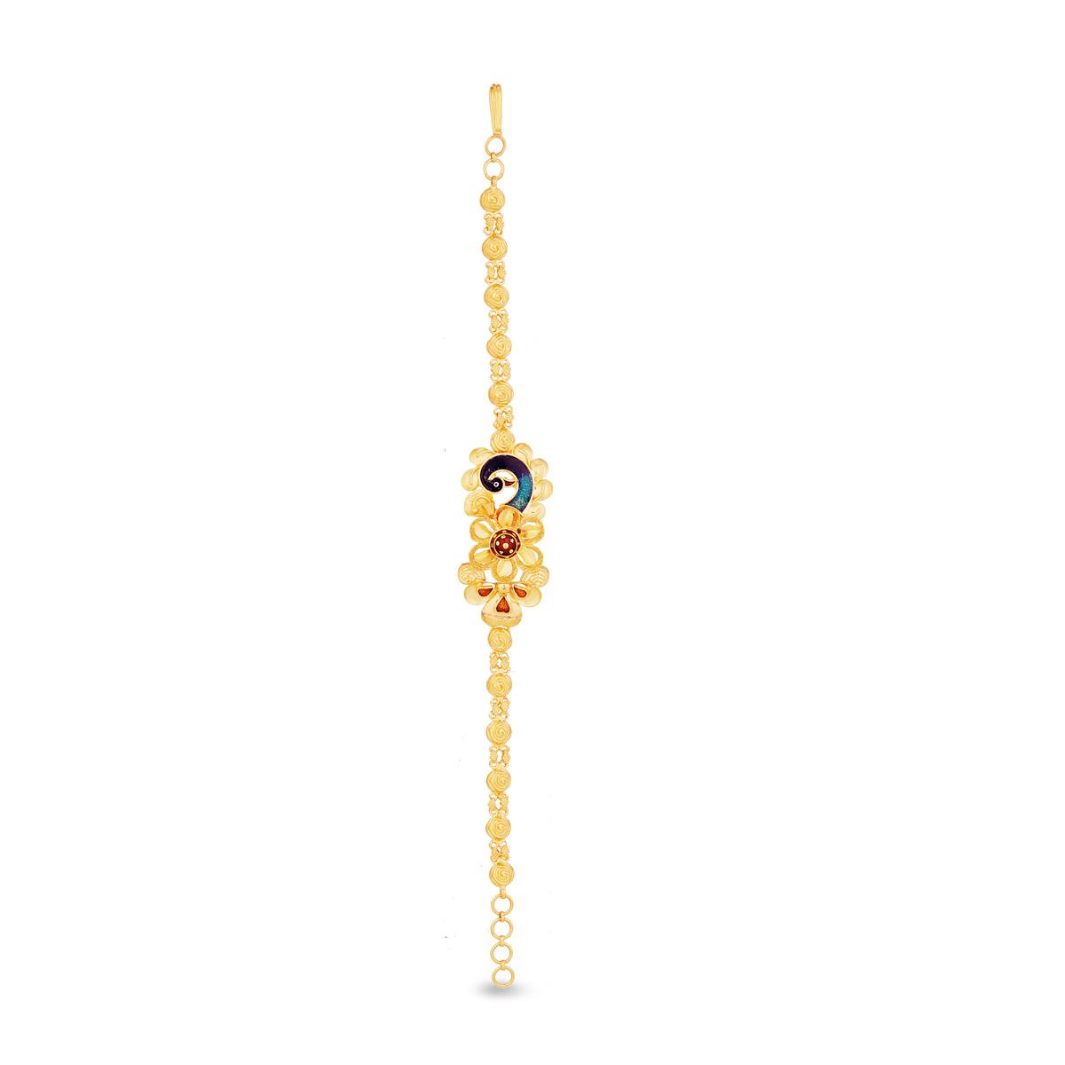 Floral Mayur Bracelet