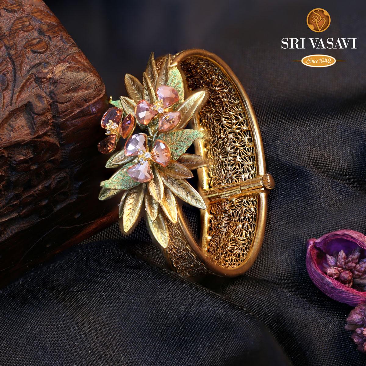 Beauteous Gold bracelet
