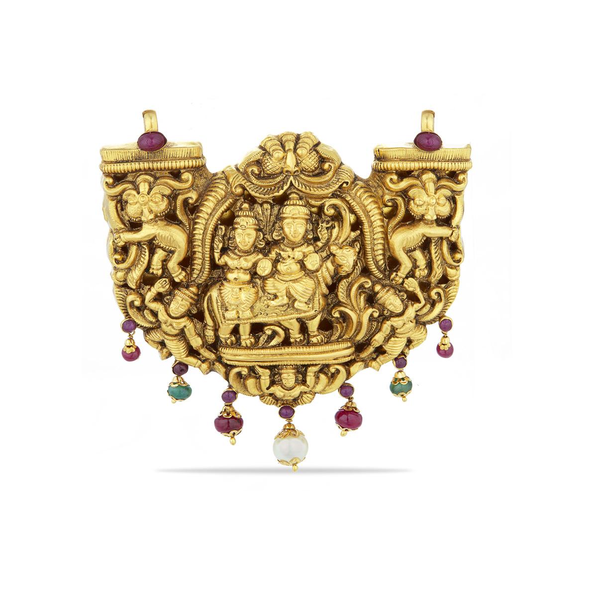 Shiva Parivar Pendant