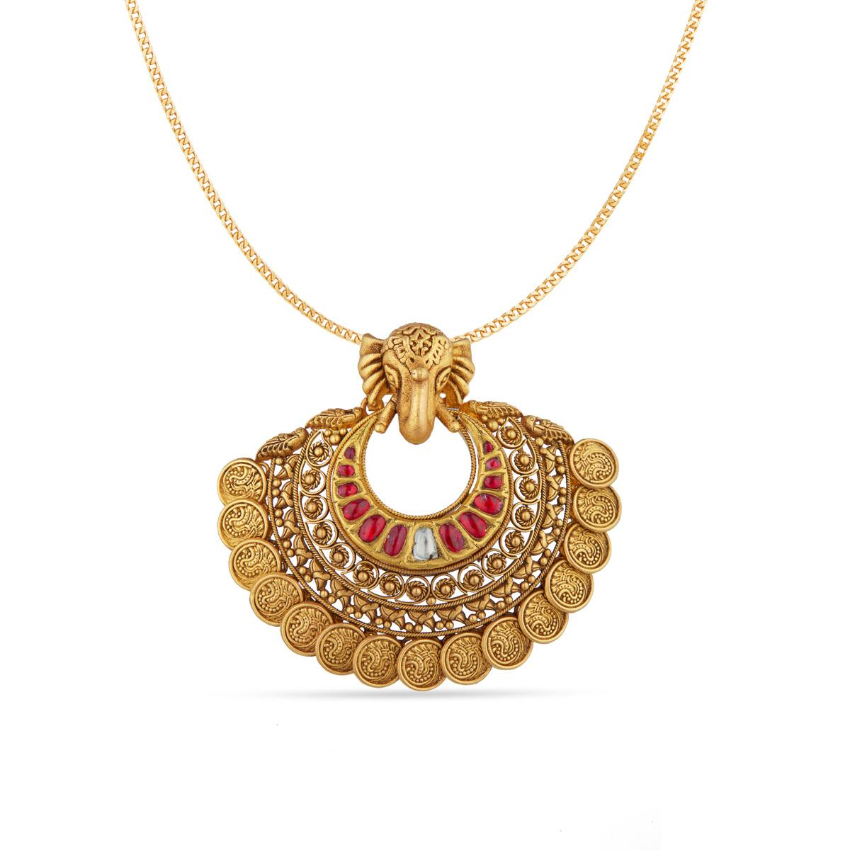 Graceful vinayak pendant