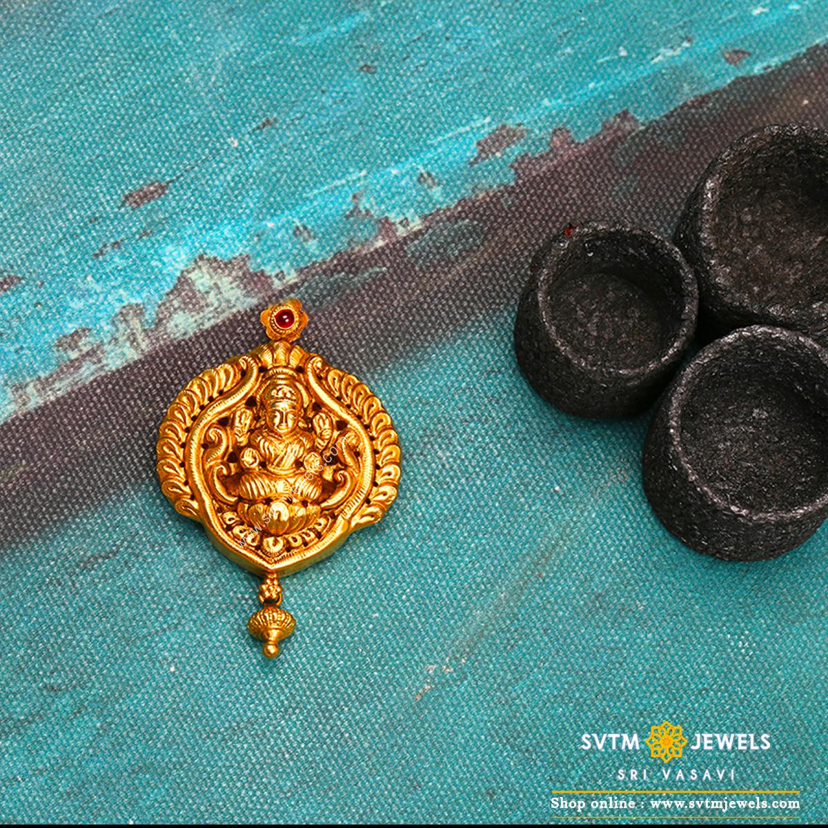 Kinnareswari Pendant