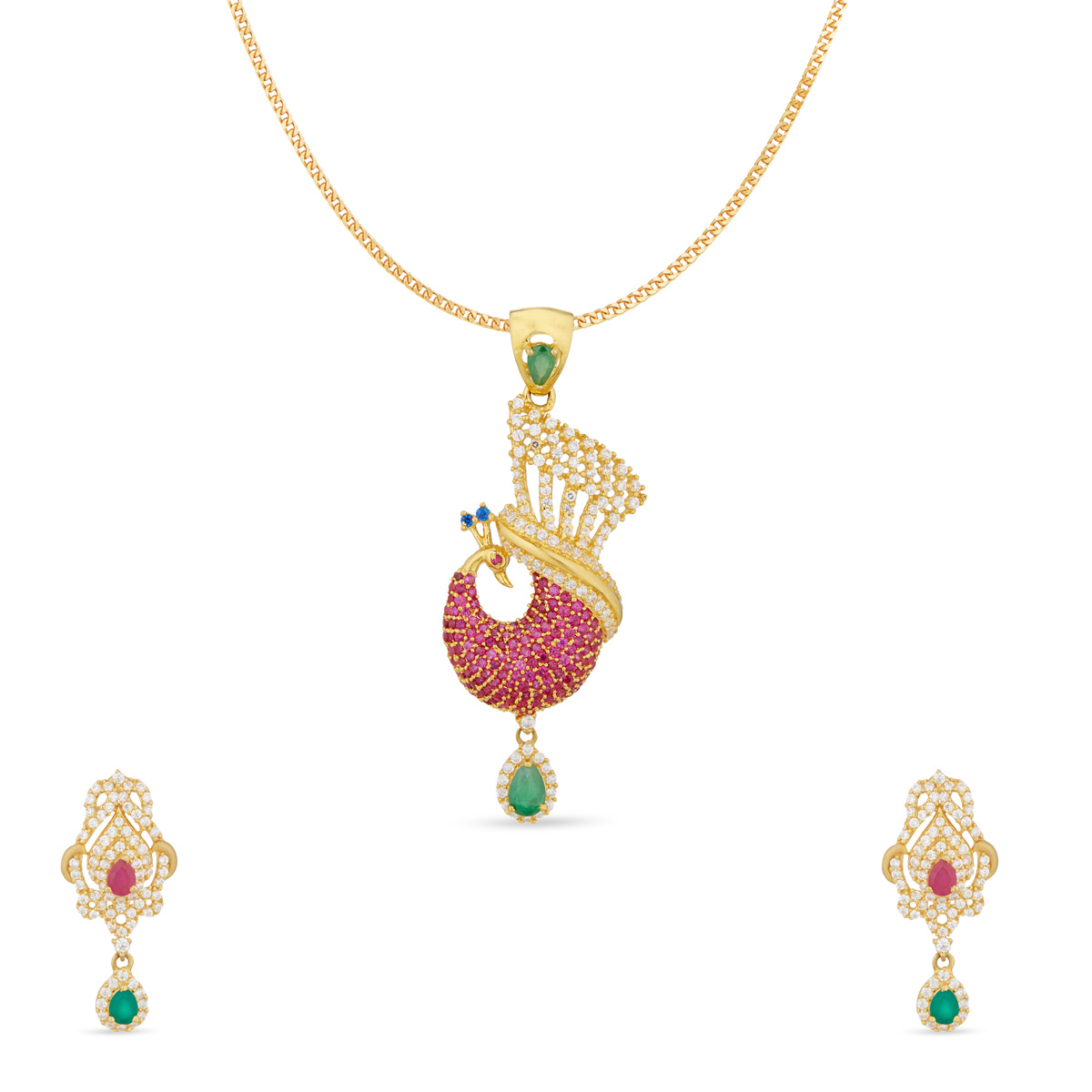 Effie Mayur Pendant Set
