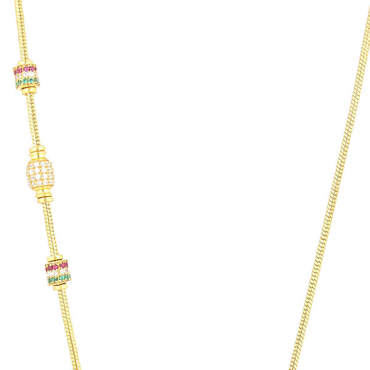Prettiest Mugappu Chain