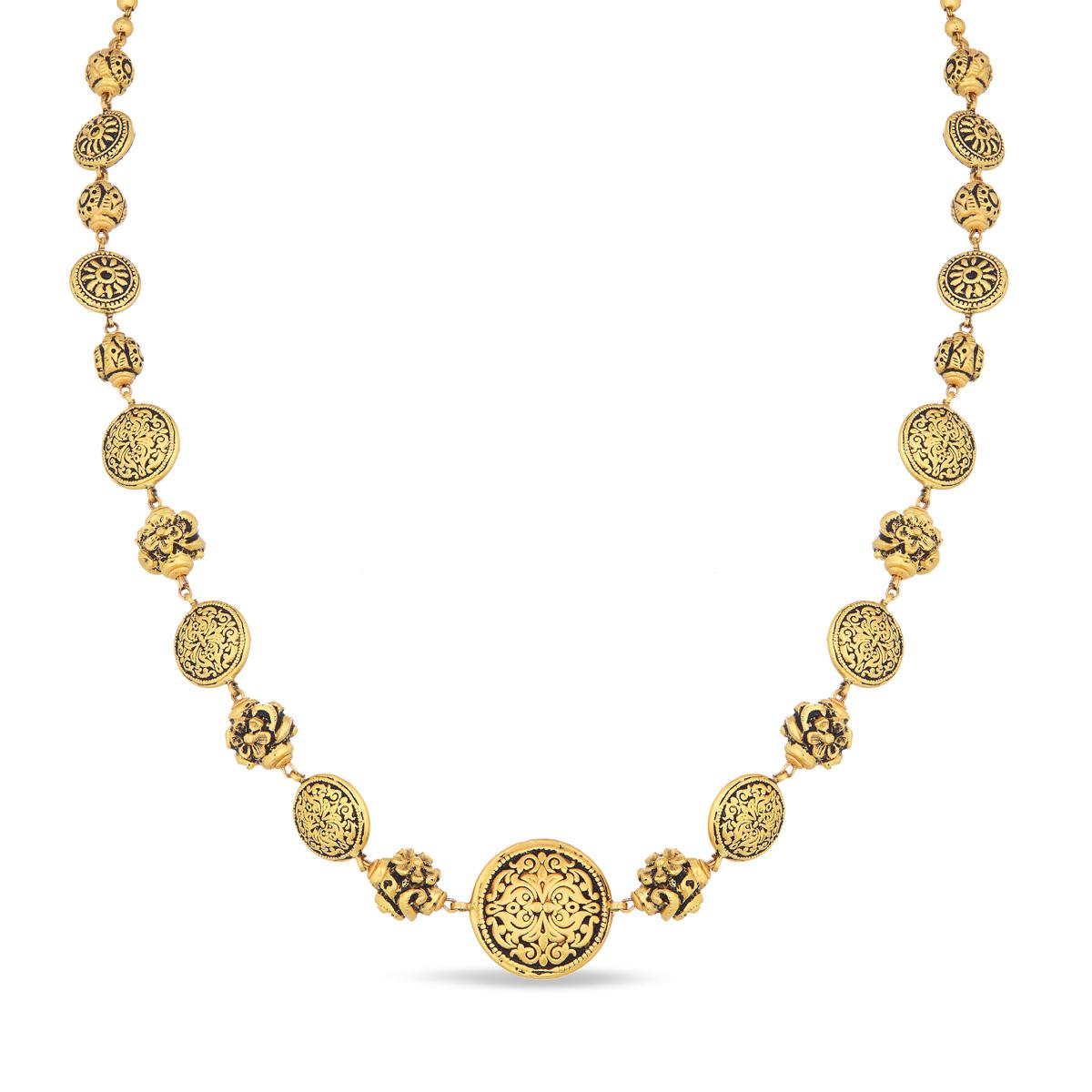 Floral Nagaas Chain