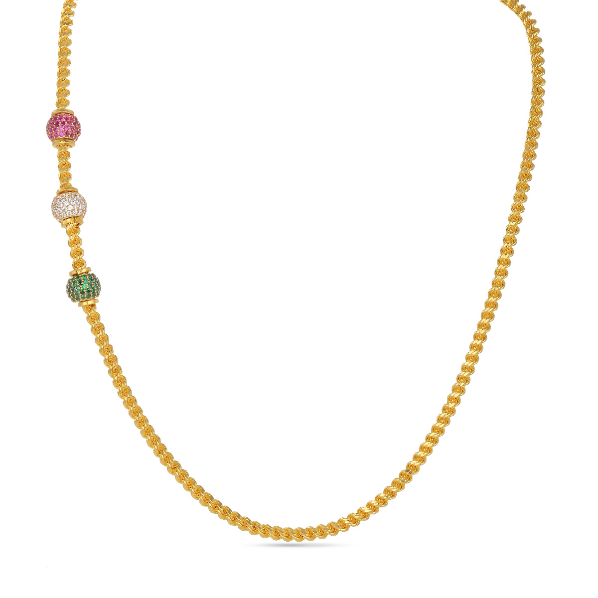 Traditional mugapu chain