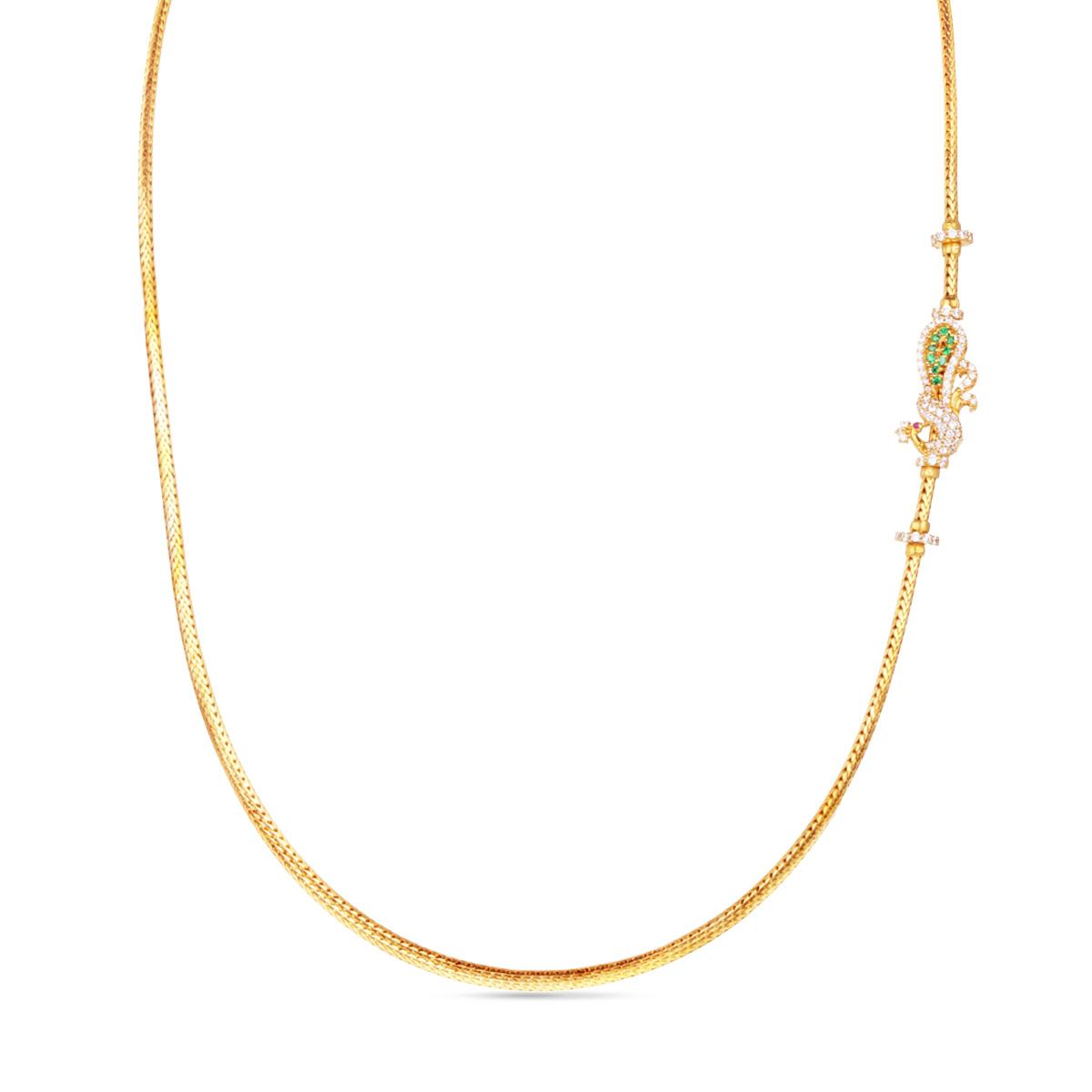 Elegant Mugapu chain