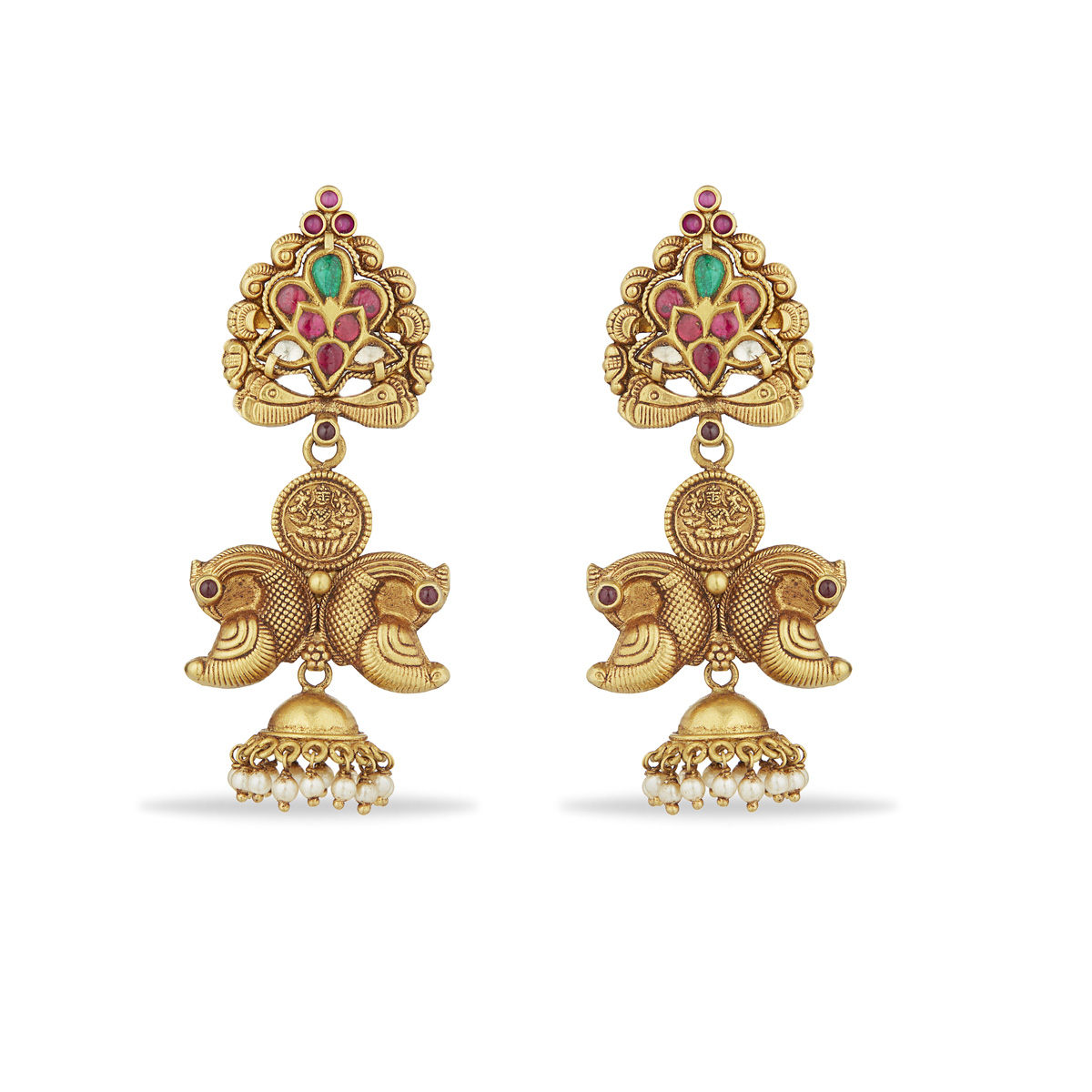The Lizandra Mayur Earrings