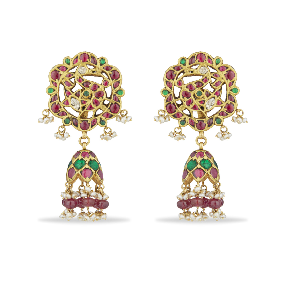 The Khushi Dhaga Earrings