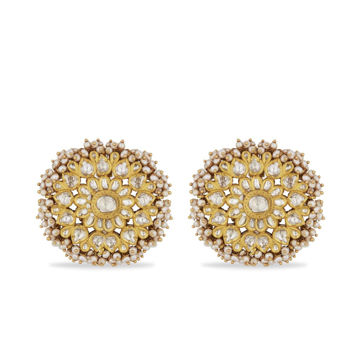 Wilna  Pearl Stud Earrings