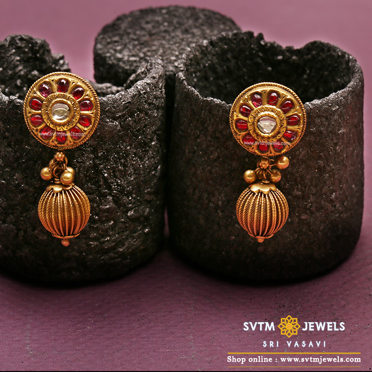 Capriana Earrings