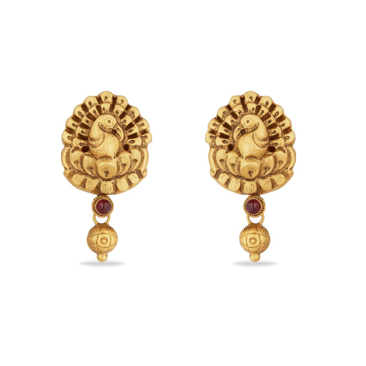 Bantam Earrings