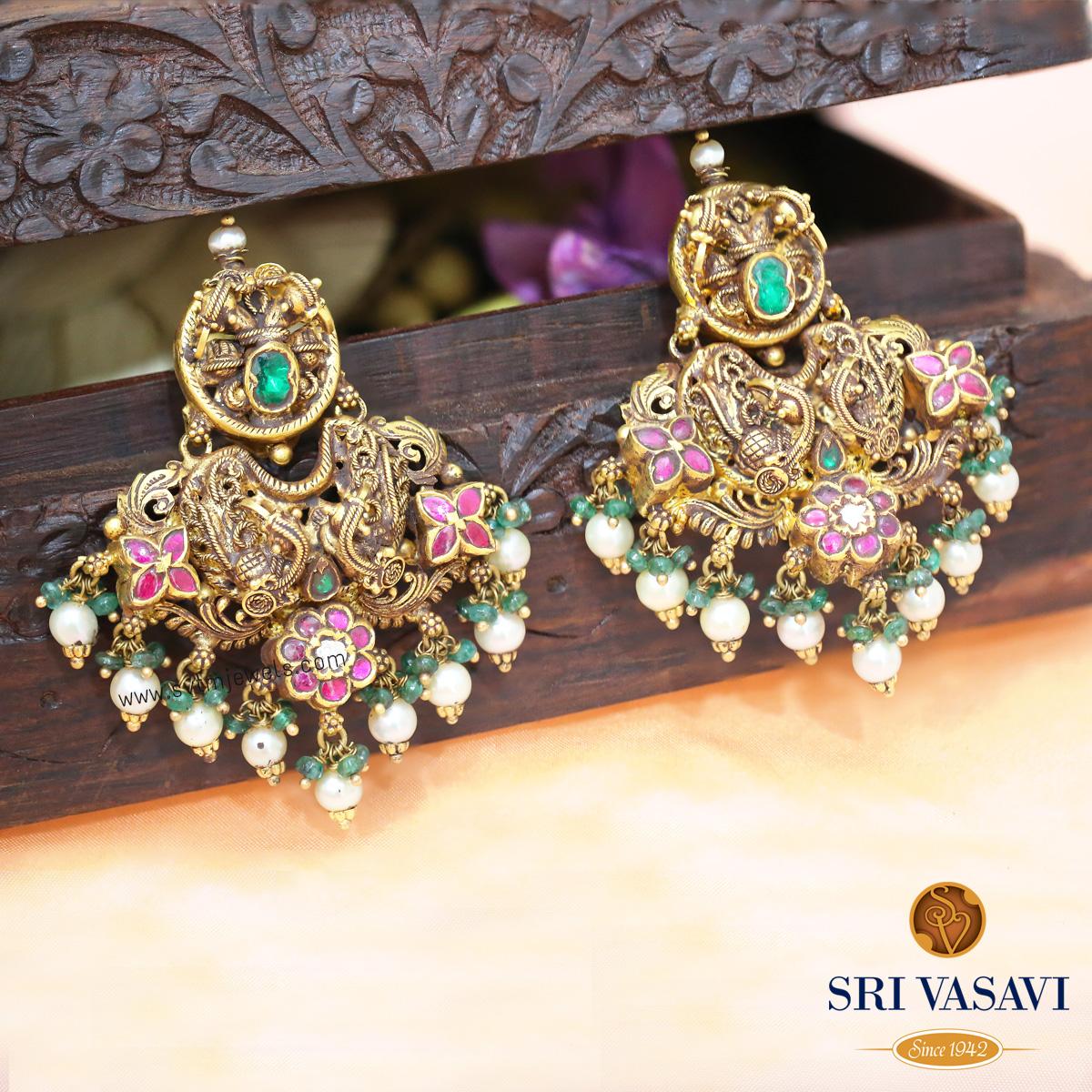 Hermosa Earrings