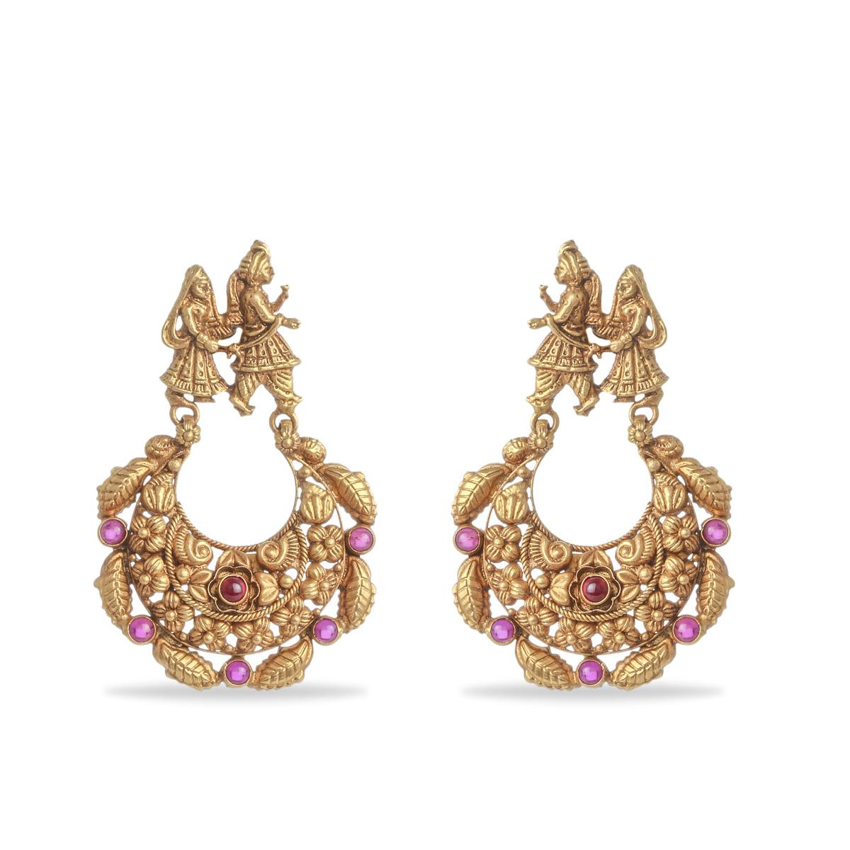 Chandubaali Earrings