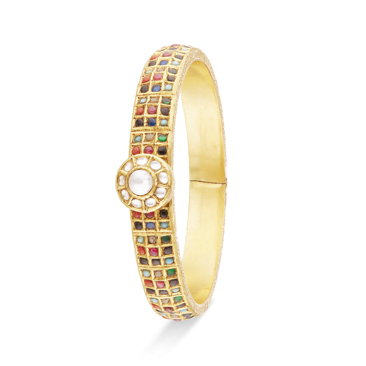 Solid Navaratna Bangle!