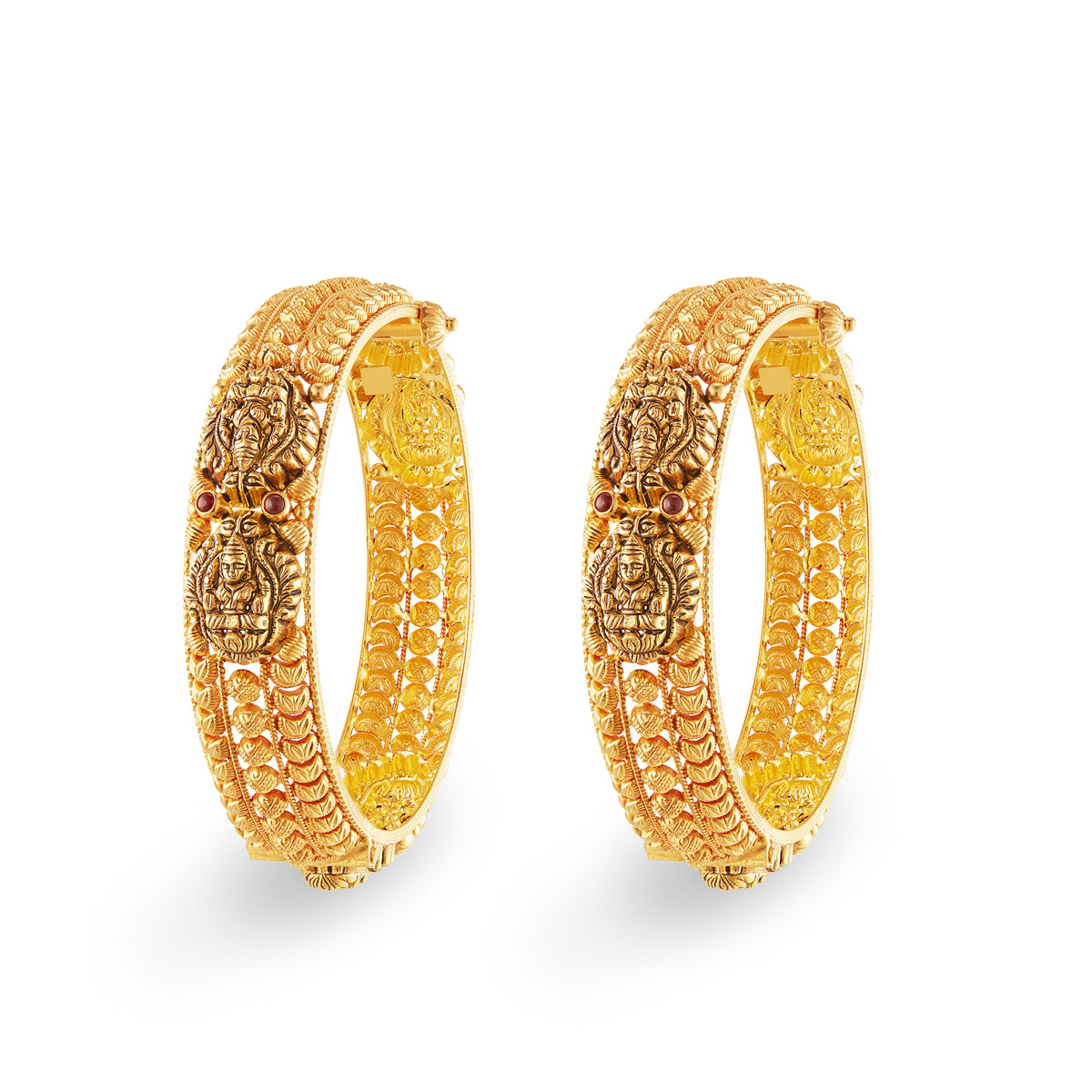 Vibrant Pair of Bangles