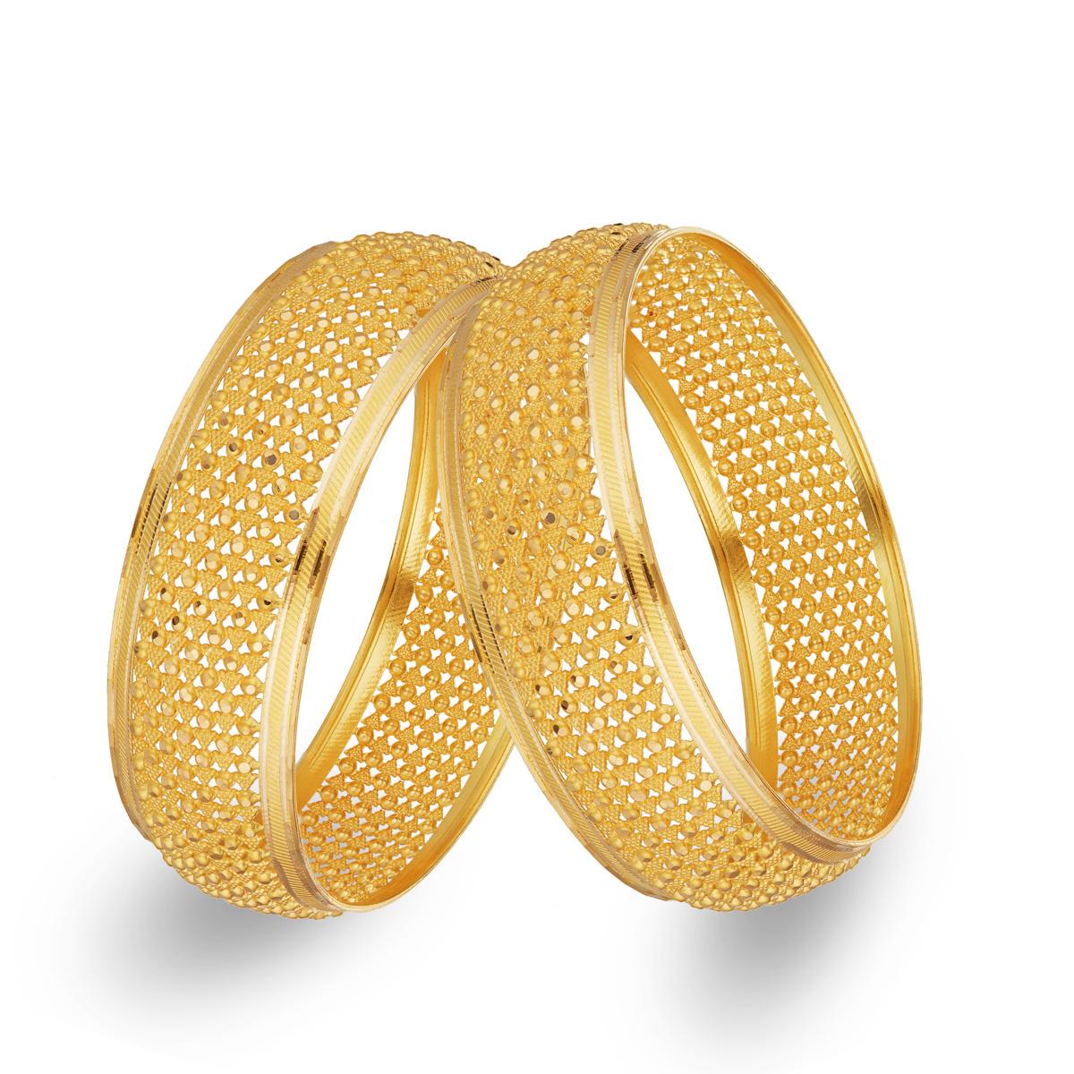 Royal Gold Kada bangle