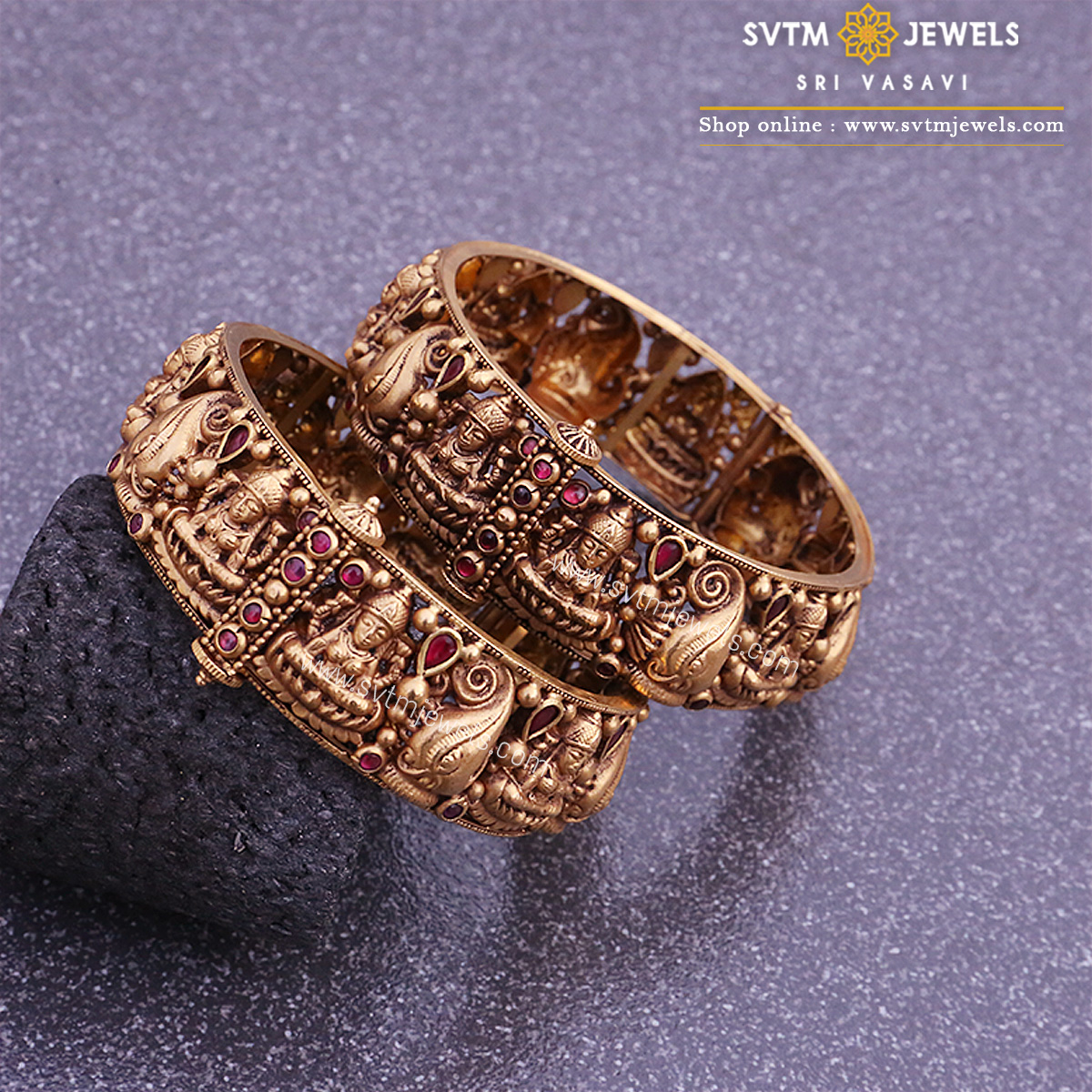 Antique Sudhaayai Bangle