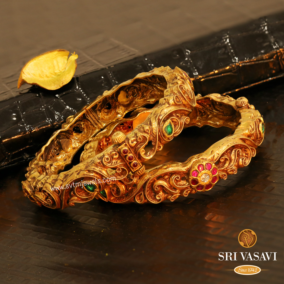 Beauteous Antique Bangles