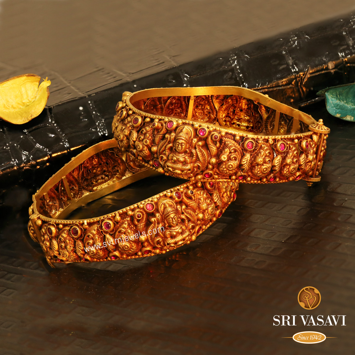 Aditya Antique Bangles
