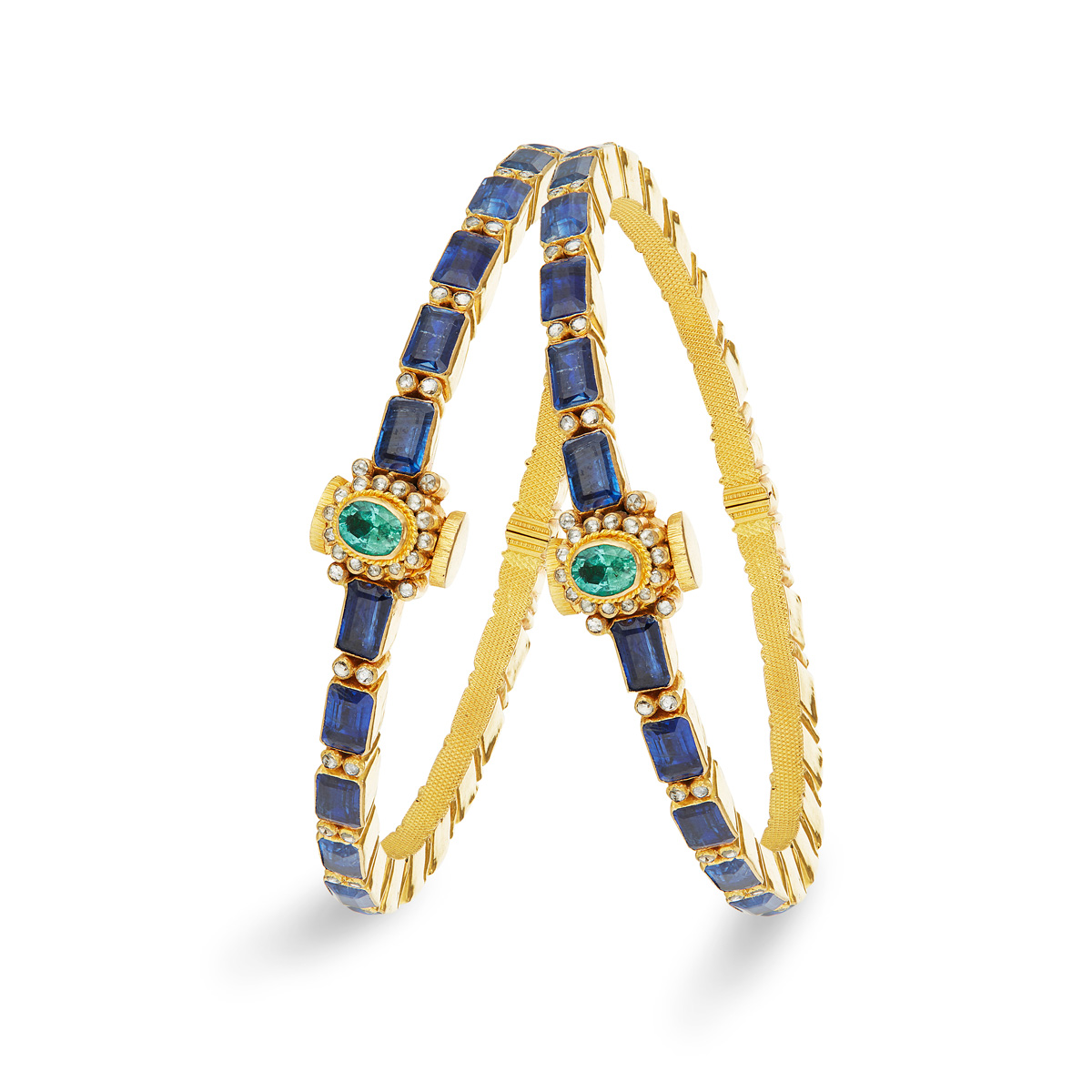 Graceful Pair of Bangles
