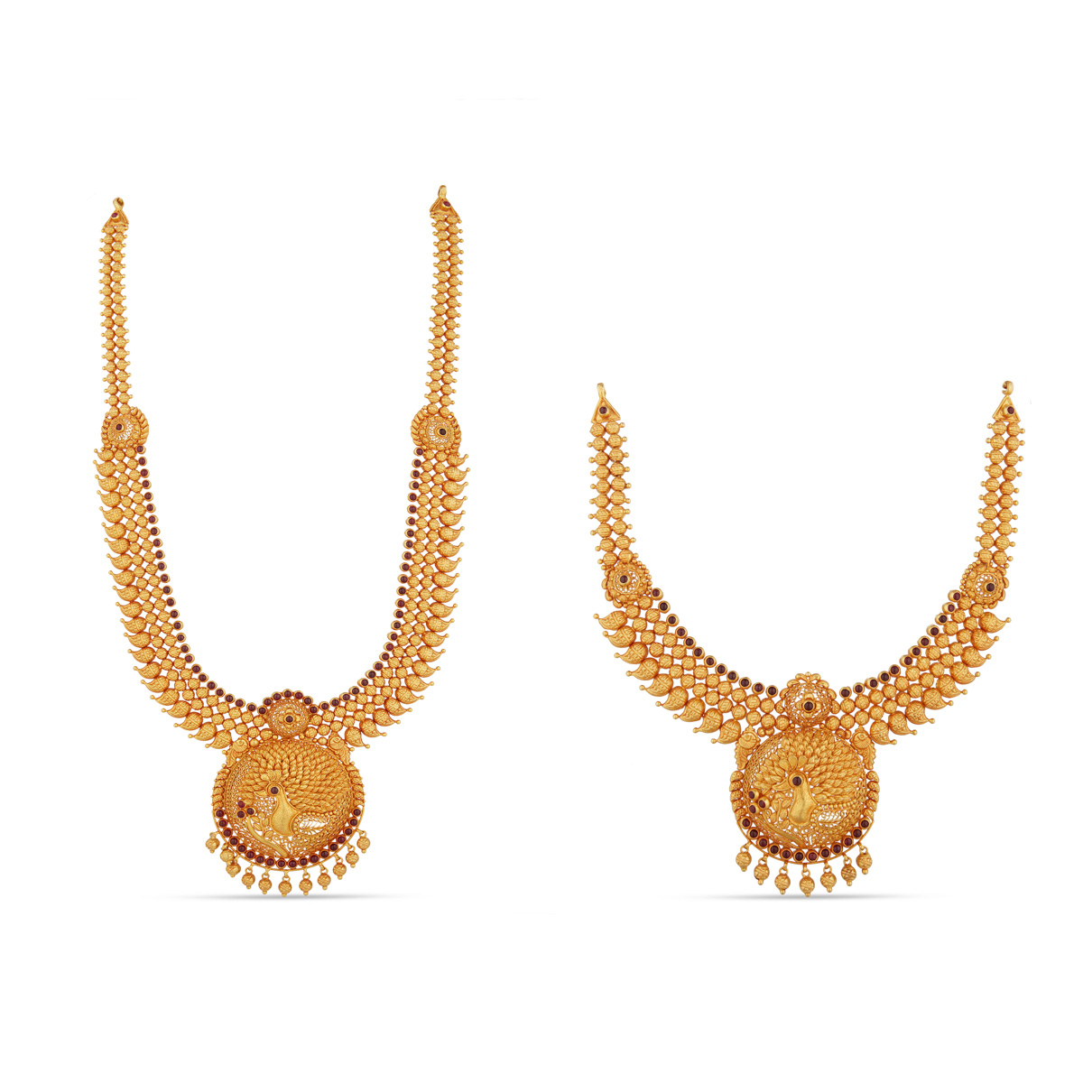The Kalka  Bridal set
